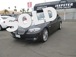 2011 BMW 550i Sport Sedan Costa Mesa, California