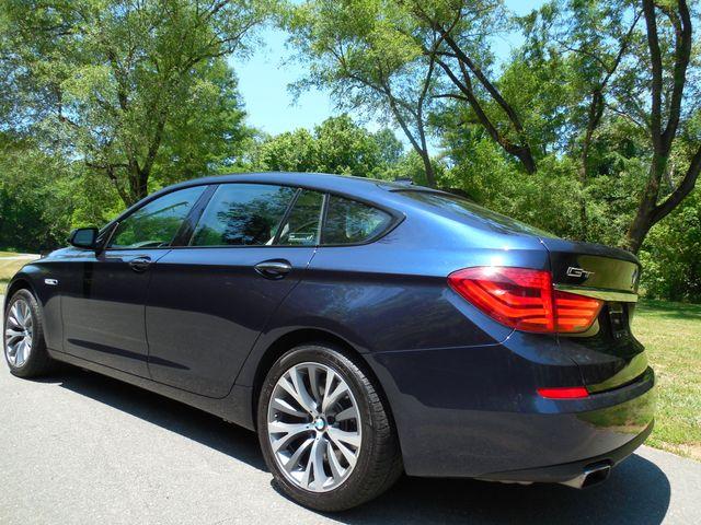 2011 BMW 550i Gran Turismo GT Leesburg, Virginia 3