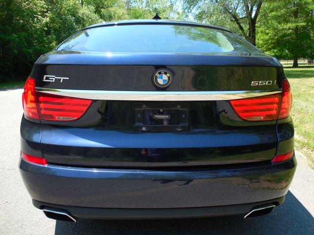 2011 BMW 550i Gran Turismo GT Leesburg, Virginia 7