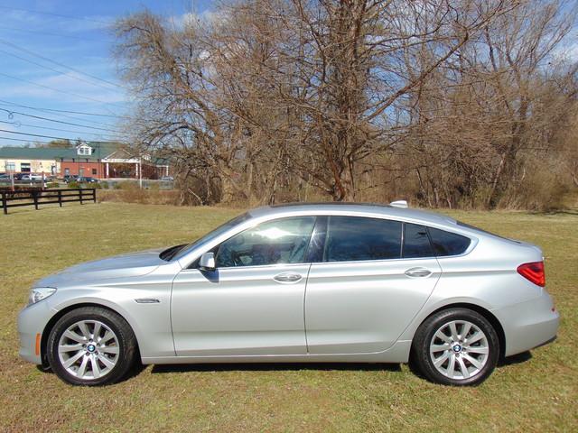 2011 BMW 550i Gran Turismo Leesburg, Virginia 6