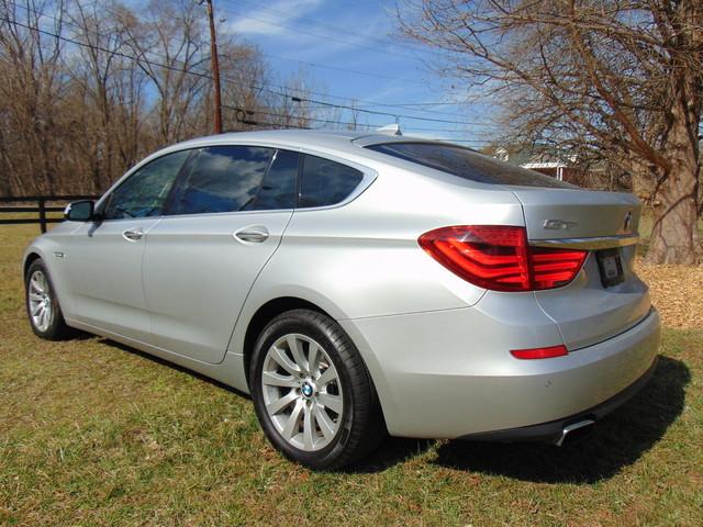2011 BMW 550i Gran Turismo Leesburg, Virginia 4