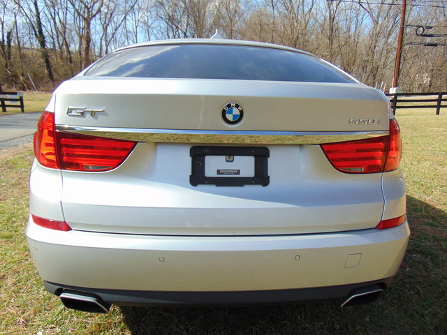 2011 BMW 550i Gran Turismo Leesburg, Virginia 12