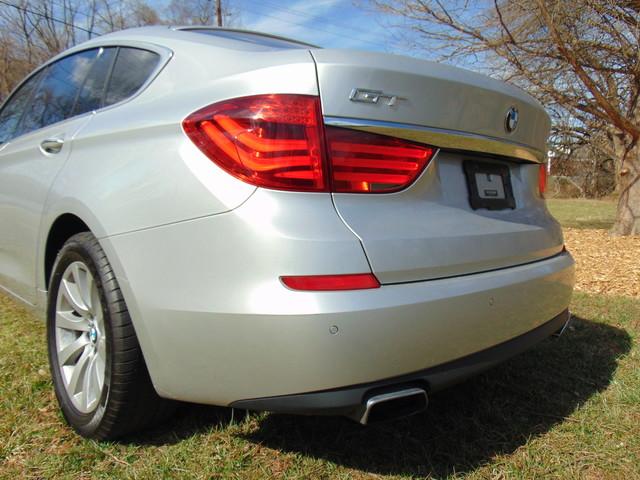 2011 BMW 550i Gran Turismo Leesburg, Virginia 13