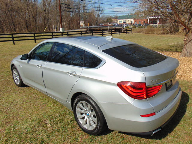 2011 BMW 550i Gran Turismo Leesburg, Virginia 16