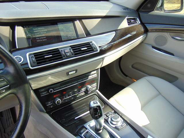 2011 BMW 550i Gran Turismo Leesburg, Virginia 28