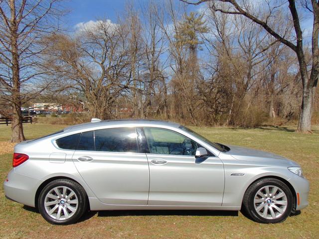 2011 BMW 550i Gran Turismo Leesburg, Virginia 5