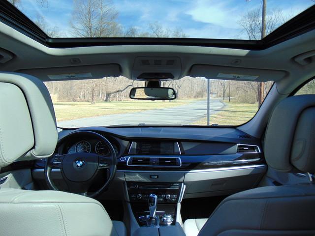 2011 BMW 550i Gran Turismo Leesburg, Virginia 36
