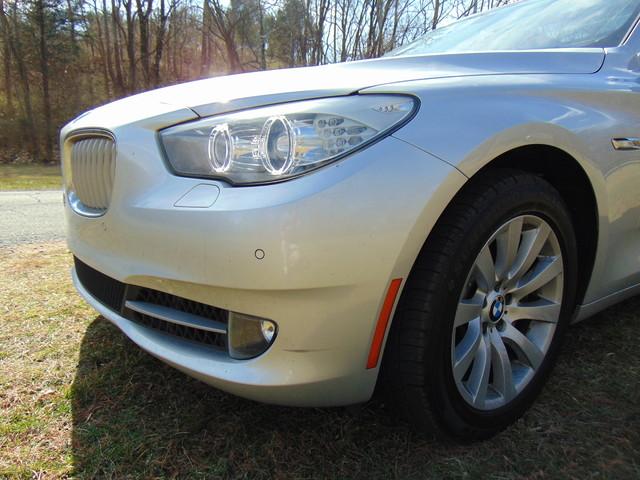 2011 BMW 550i Gran Turismo Leesburg, Virginia 8