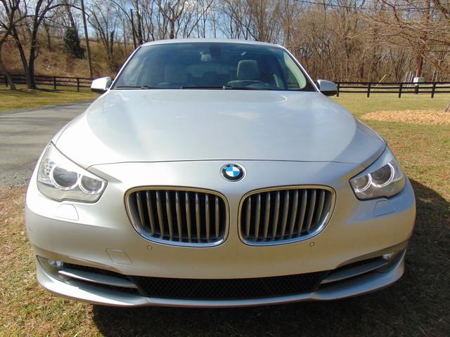 2011 BMW 550i Gran Turismo Leesburg, Virginia 10