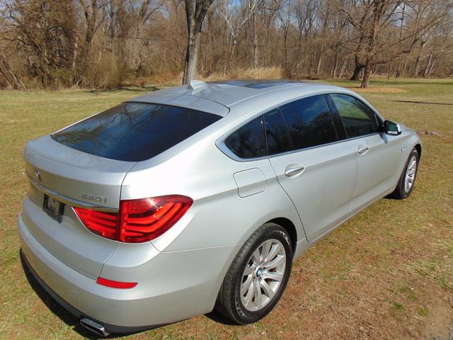 2011 BMW 550i Gran Turismo Leesburg, Virginia 3