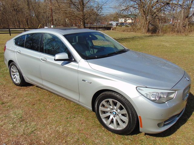 2011 BMW 550i Gran Turismo Leesburg, Virginia 1