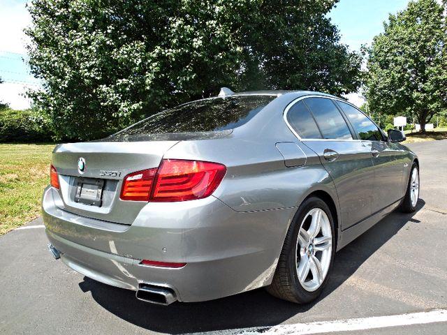 2011 BMW 550i Leesburg, Virginia 2