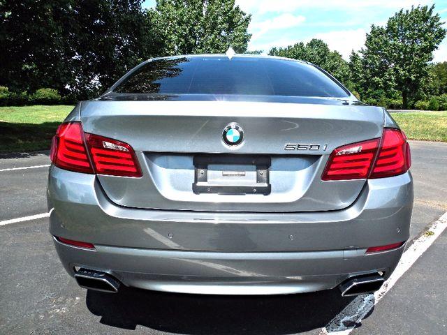 2011 BMW 550i Leesburg, Virginia 7