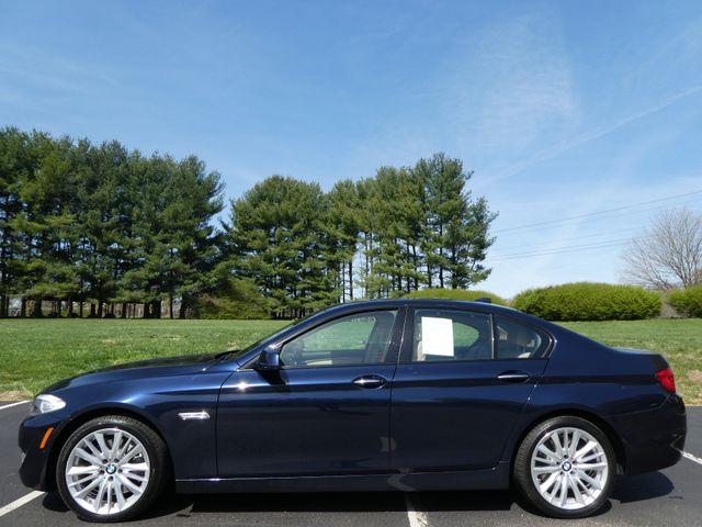 2011 BMW 550i Leesburg, Virginia 4