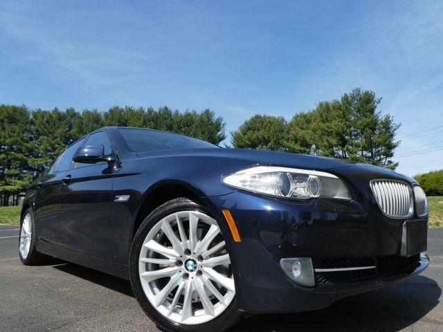 2011 BMW 550i Leesburg, Virginia 1
