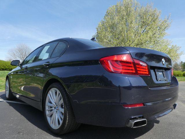 2011 BMW 550i Leesburg, Virginia 3
