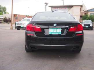 2011 BMW 550i xDrive xDrive Englewood, CO 3