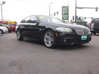 2011 BMW 550i xDrive xDrive Englewood, CO 6