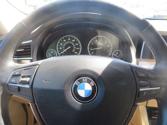 2011 BMW 550i xDrive Gran Turismo Charlotte-Matthews, North Carolina 25