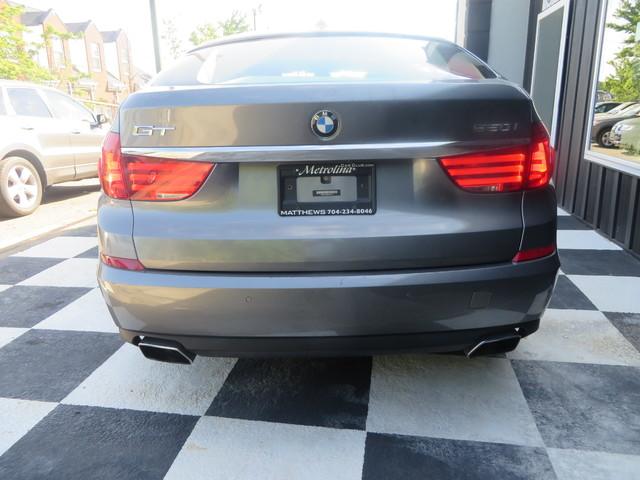 2011 BMW 550i xDrive Gran Turismo Charlotte-Matthews, North Carolina 22