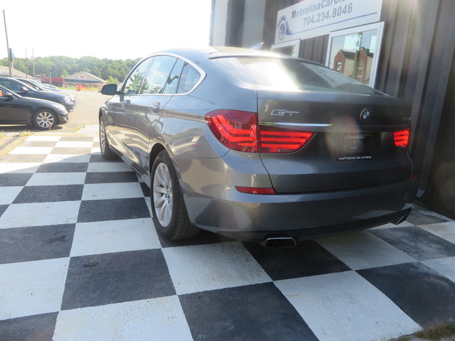 2011 BMW 550i xDrive Gran Turismo Charlotte-Matthews, North Carolina 10