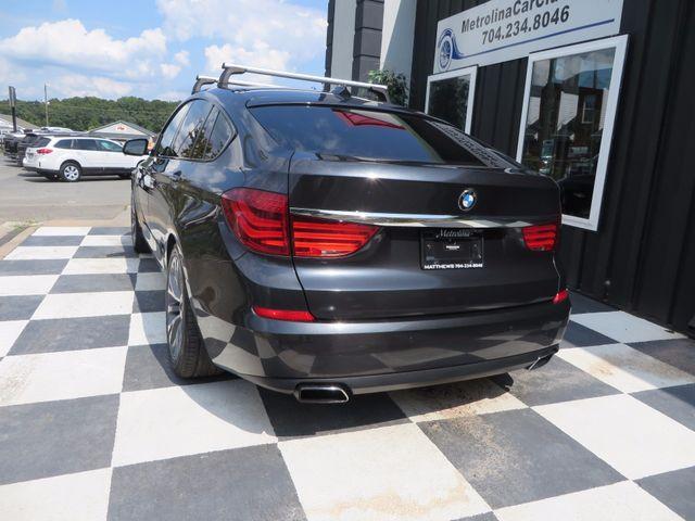 2011 BMW 550i xDrive Gran Turismo Charlotte-Matthews, North Carolina 24