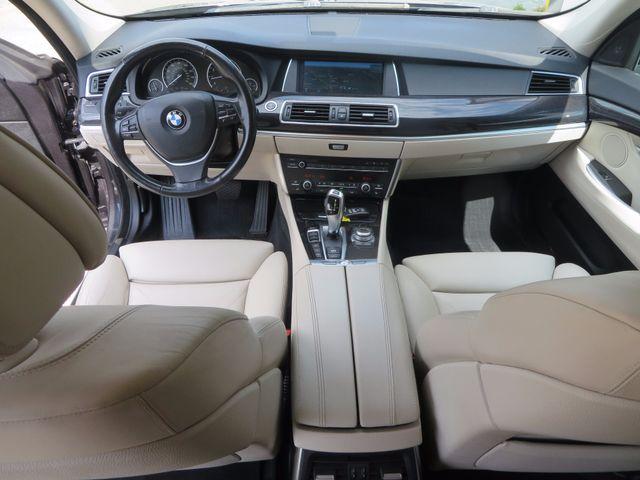 2011 BMW 550i xDrive Gran Turismo Charlotte-Matthews, North Carolina 8
