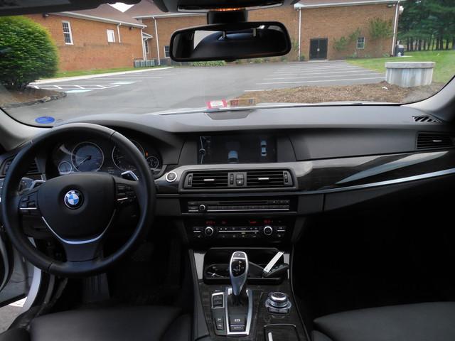 2011 BMW 550i xDrive Leesburg, Virginia 8