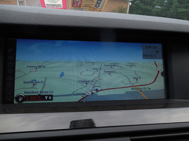 2011 BMW 550i xDrive Leesburg, Virginia 18