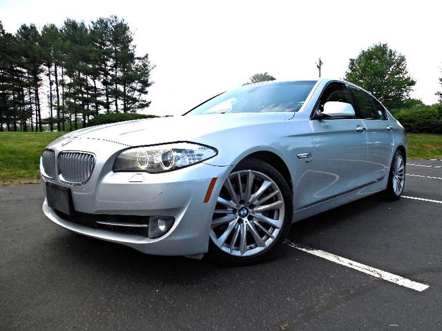 2011 BMW 550i xDrive Leesburg, Virginia 1