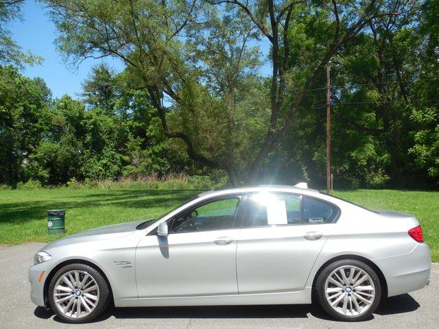 2011 BMW 550i xDrive Leesburg, Virginia 7