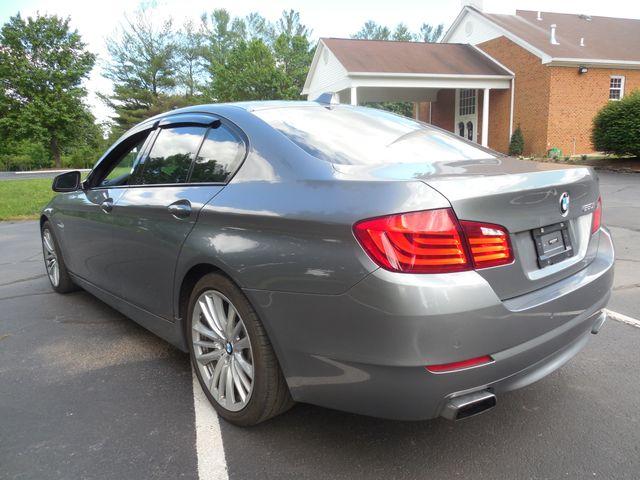 2011 BMW 550i  XDrive Leesburg, Virginia 3