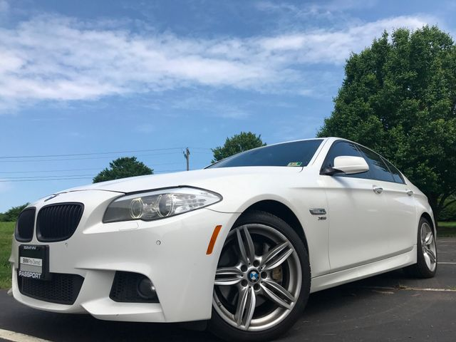 2011 BMW 550i xDrive M SPORT PKG Leesburg, Virginia 0
