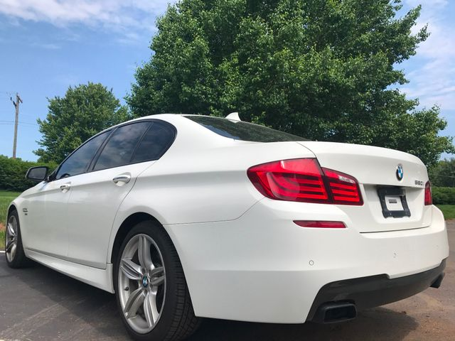 2011 BMW 550i xDrive M SPORT PKG Leesburg, Virginia 10