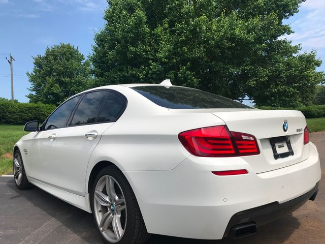 2011 BMW 550i xDrive M SPORT PKG Leesburg, Virginia 11