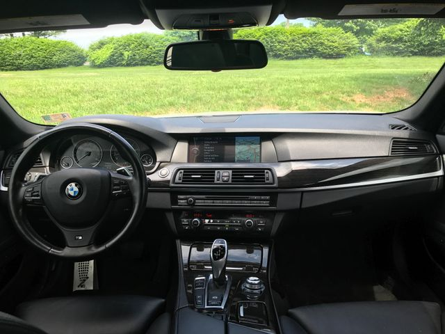 2011 BMW 550i xDrive M SPORT PKG Leesburg, Virginia 16