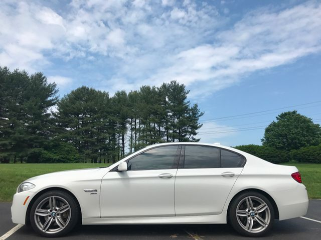 2011 BMW 550i xDrive M SPORT PKG Leesburg, Virginia 2