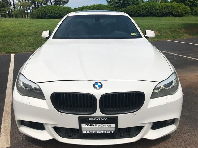 2011 BMW 550i xDrive M SPORT PKG Leesburg, Virginia 3
