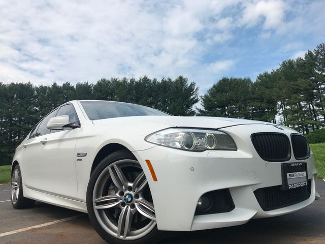 2011 BMW 550i xDrive M SPORT PKG Leesburg, Virginia 5