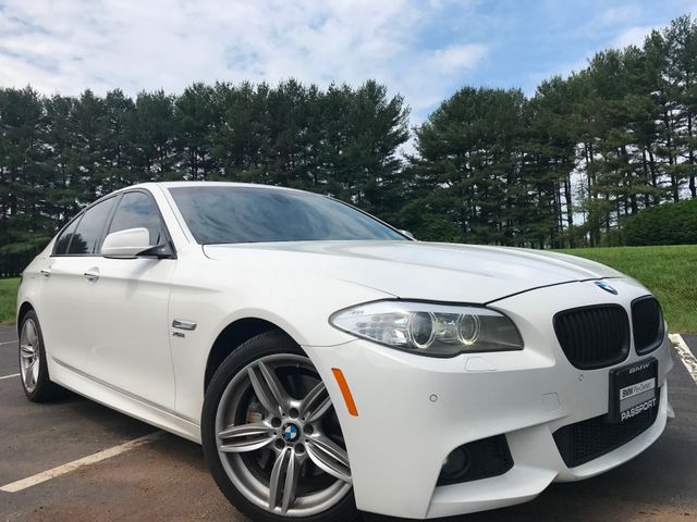 2011 BMW 550i xDrive M SPORT PKG Leesburg, Virginia 6