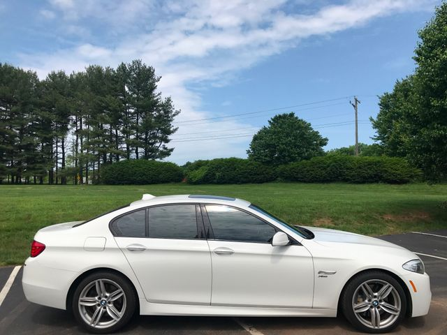 2011 BMW 550i xDrive M SPORT PKG Leesburg, Virginia 7