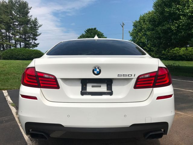 2011 BMW 550i xDrive M SPORT PKG Leesburg, Virginia 8