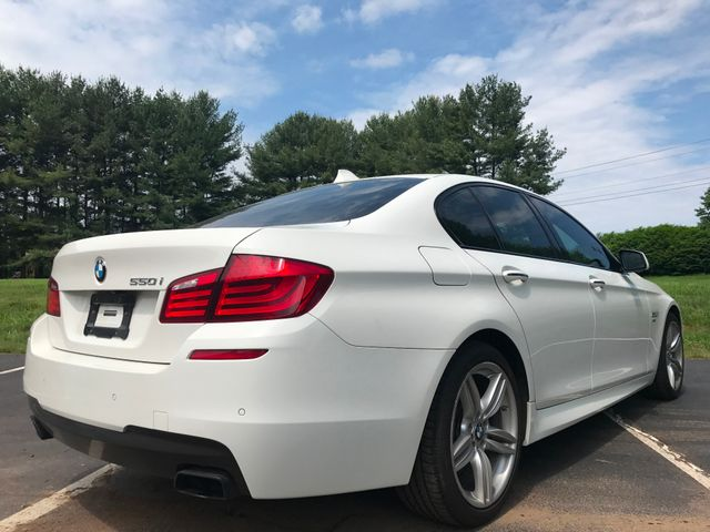 2011 BMW 550i xDrive M SPORT PKG Leesburg, Virginia 9