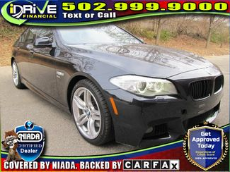 2011 BMW 550i xDrive 550i xDrive Sedan 4D | Louisville, Kentucky | iDrive Financial in Lousiville Kentucky