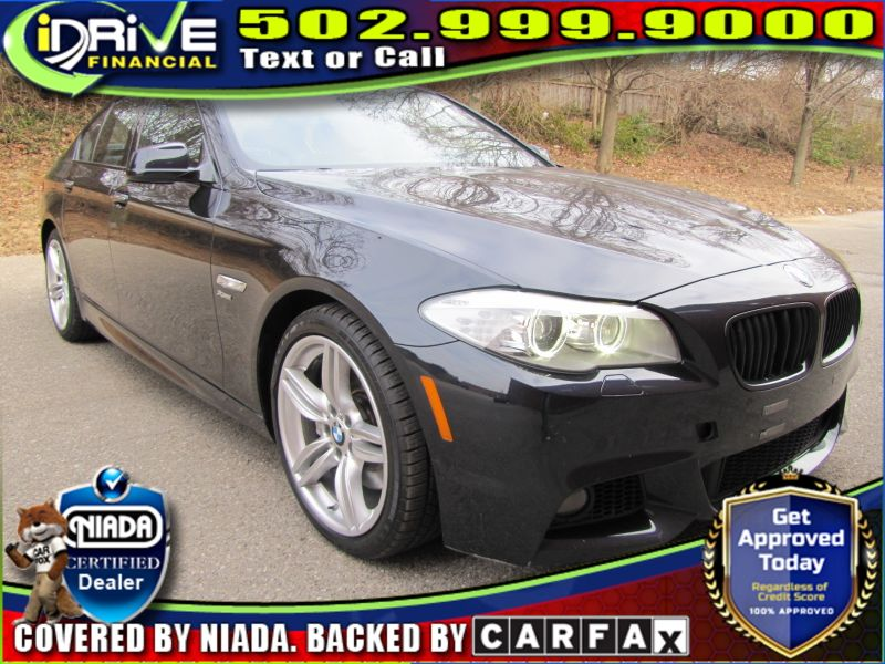 2011 BMW 550i xDrive 550i xDrive Sedan 4D | Louisville, Kentucky | iDrive Financial in Louisville Kentucky