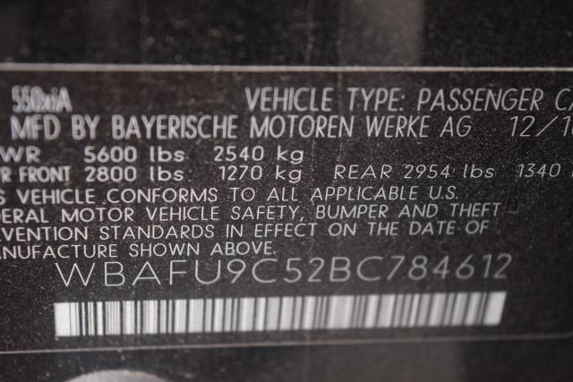2011 BMW 550i xDrive 4dr Sdn 550i xDrive AWD Richmond Hill, New York 18