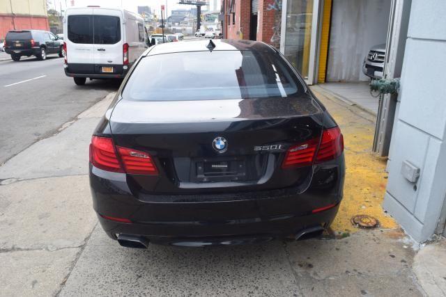 2011 BMW 550i xDrive 4dr Sdn 550i xDrive AWD Richmond Hill, New York 5