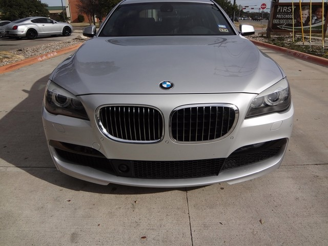 2011 BMW 7 Series  LWB Austin , Texas 9
