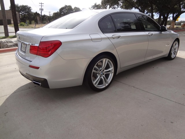2011 BMW 7 Series  LWB Austin , Texas 5