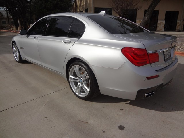 2011 BMW 7 Series  LWB Austin , Texas 2